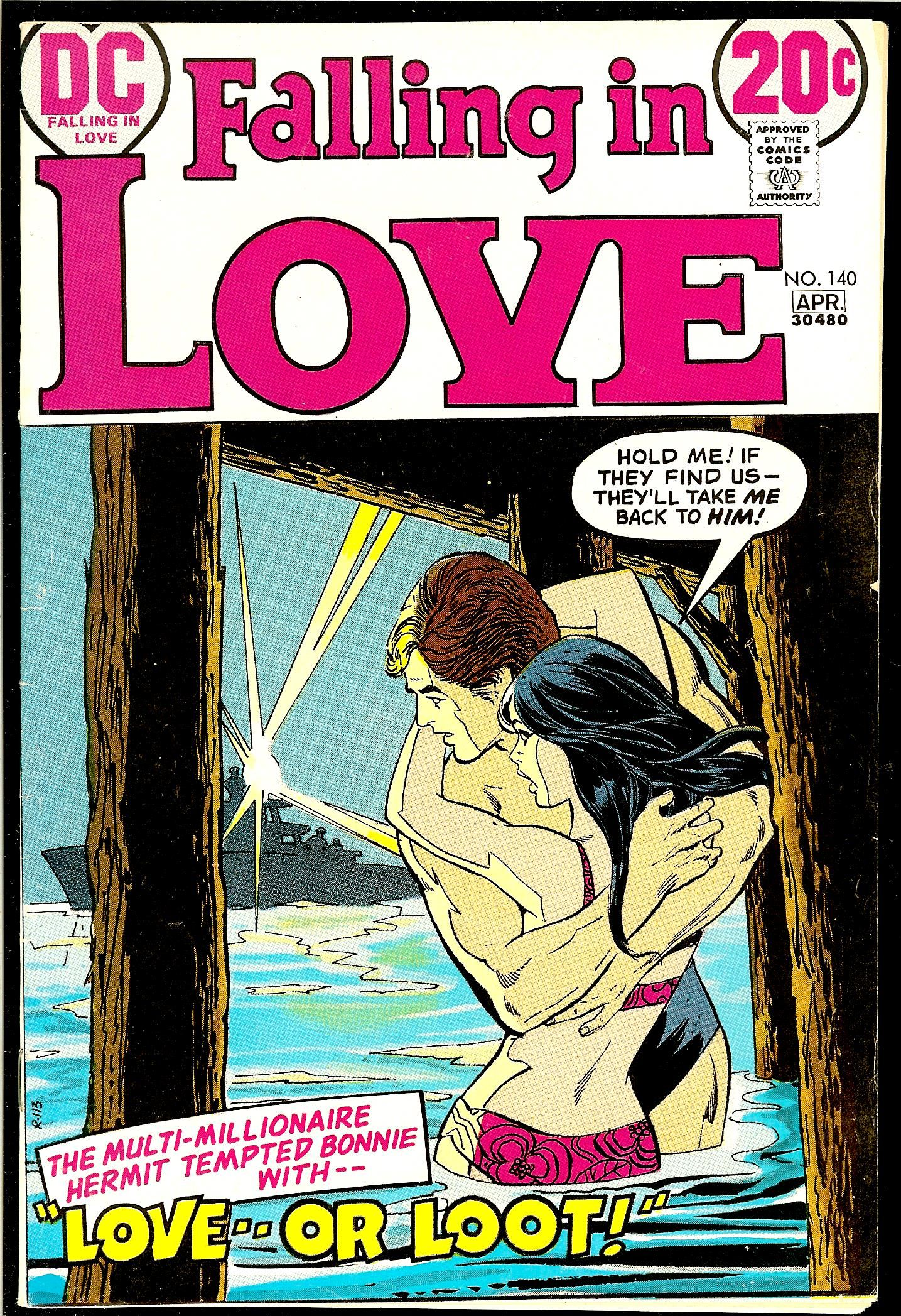 Image result for falling in love 140 comic cover""