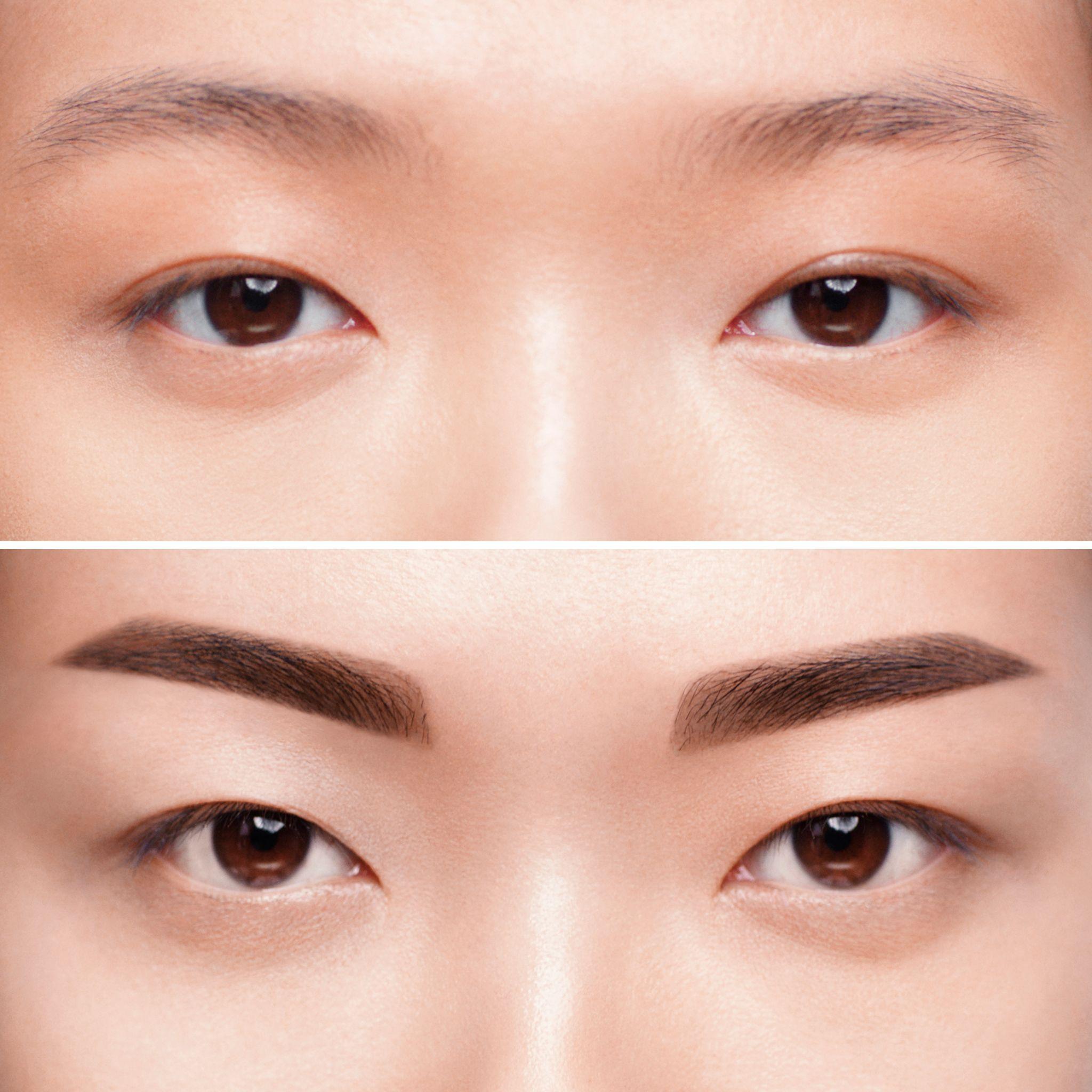 MAC Eyebrow Shape & Shade Brow Tint Mac eyes, Brow