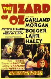 Wizard of Oz movie postrt