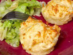 Die Käse-Muffins sind blitzschnell gebacken. Welche Käsesorte schmeckt Ihnen und Ihrem Kind am besten? Verwenden Sie Emmentaler, Parmesan, Greyerzer,...