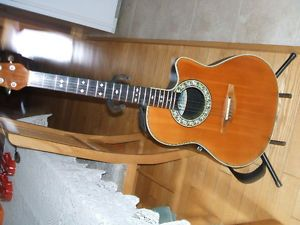 Guitare Ovation Balldeer Usa Longueuil South Shore Greater Montreal Image 1 Kijiji Guitar Longueuil