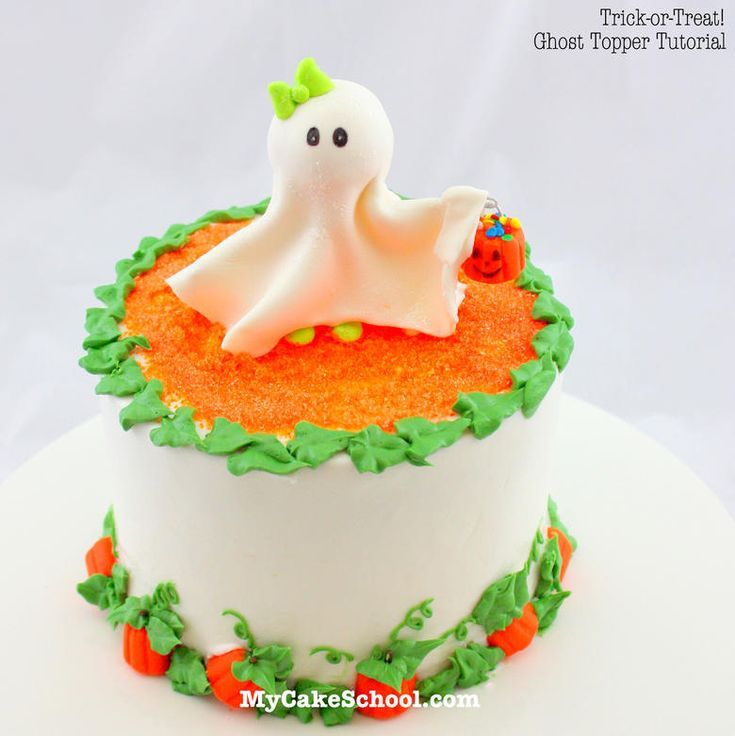 A Roundup of the BEST Halloween Cakes, Tutorials, and Ideas