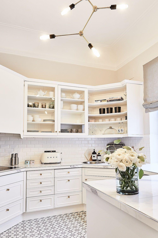 Pendelleuchte Franklin Westwingnow Moderne Weiße Küchen Haus Wohnen