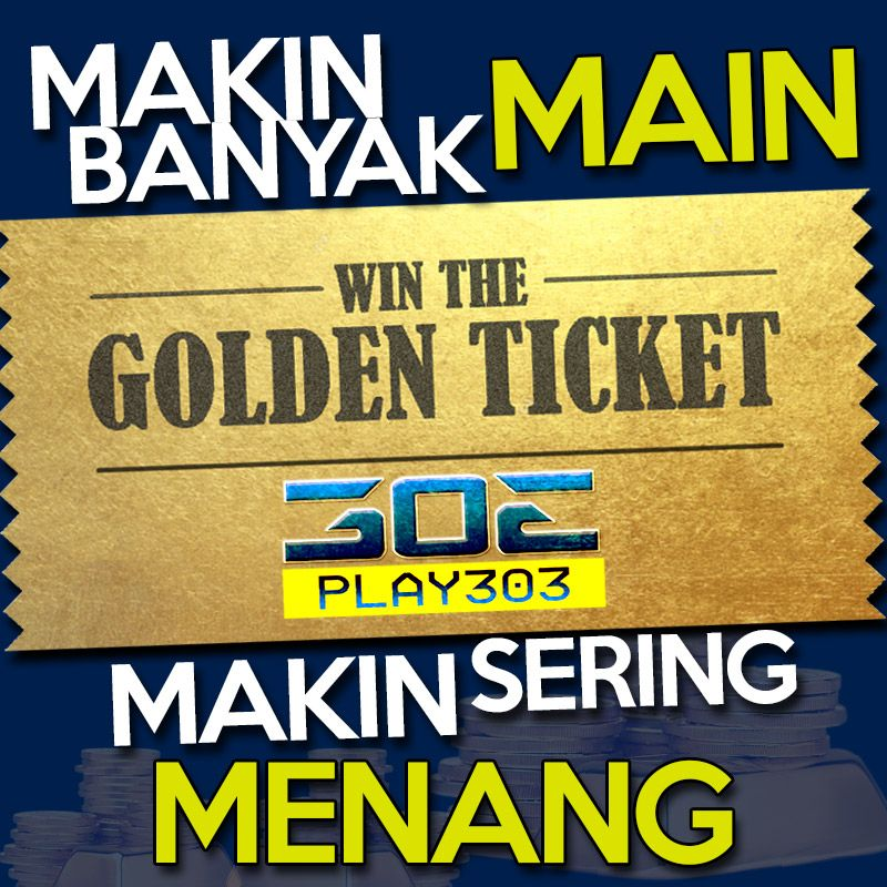 Online Casino Golden Ticket