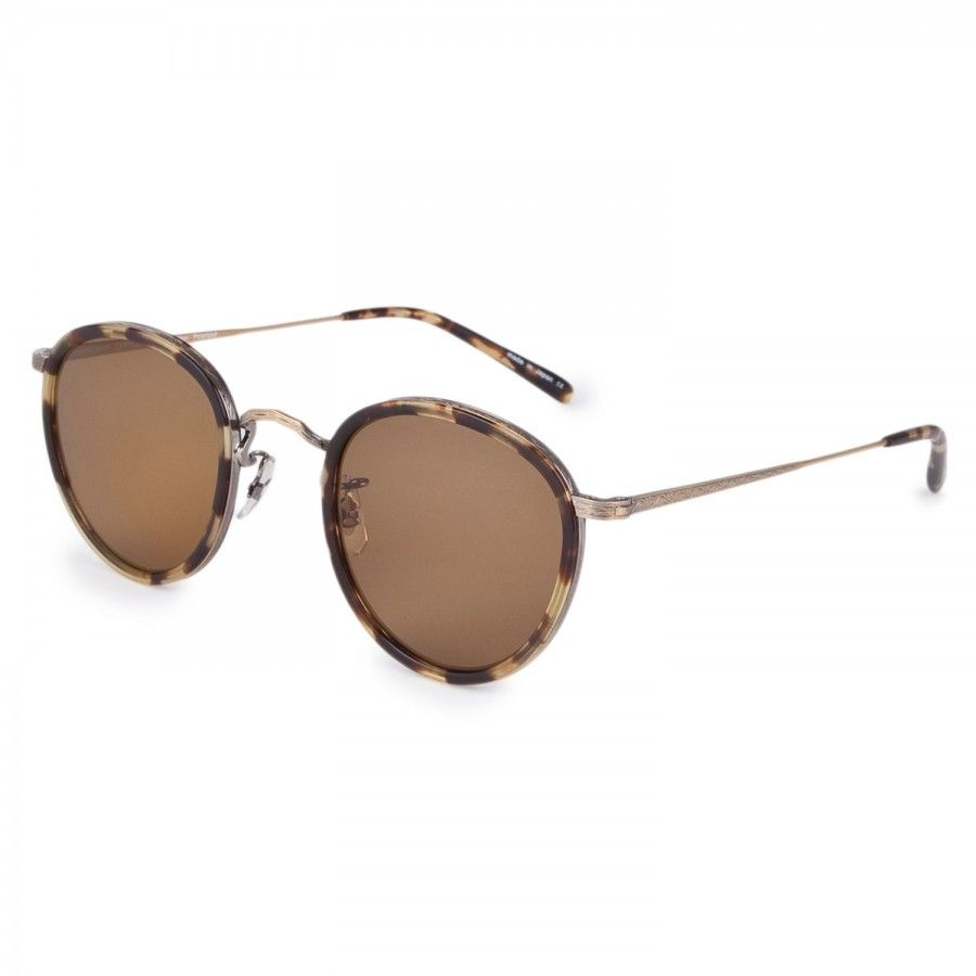 Bridal Shoes Harvey Nichols: Polarised Round-frame Acetate Sunglasses