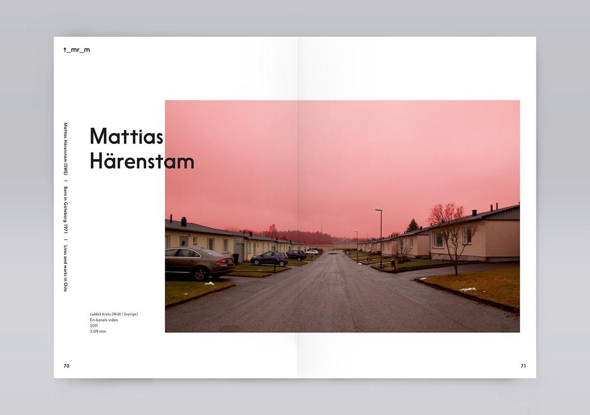Tomrom On Behance Book Design Layout Portfolio Design Design