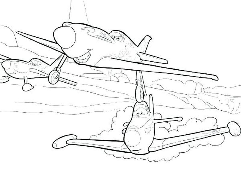 Disney Planes Coloring Pages To Print Walt Disney Returned To Spawn His New Film The Car In 2020 Airplane Coloring Pages Kids Printable Coloring Pages Coloring Pages