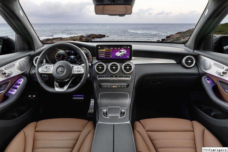 Mercedesbenz Glc Glc Suv X253 Facelift 2019 Gle 300e 320