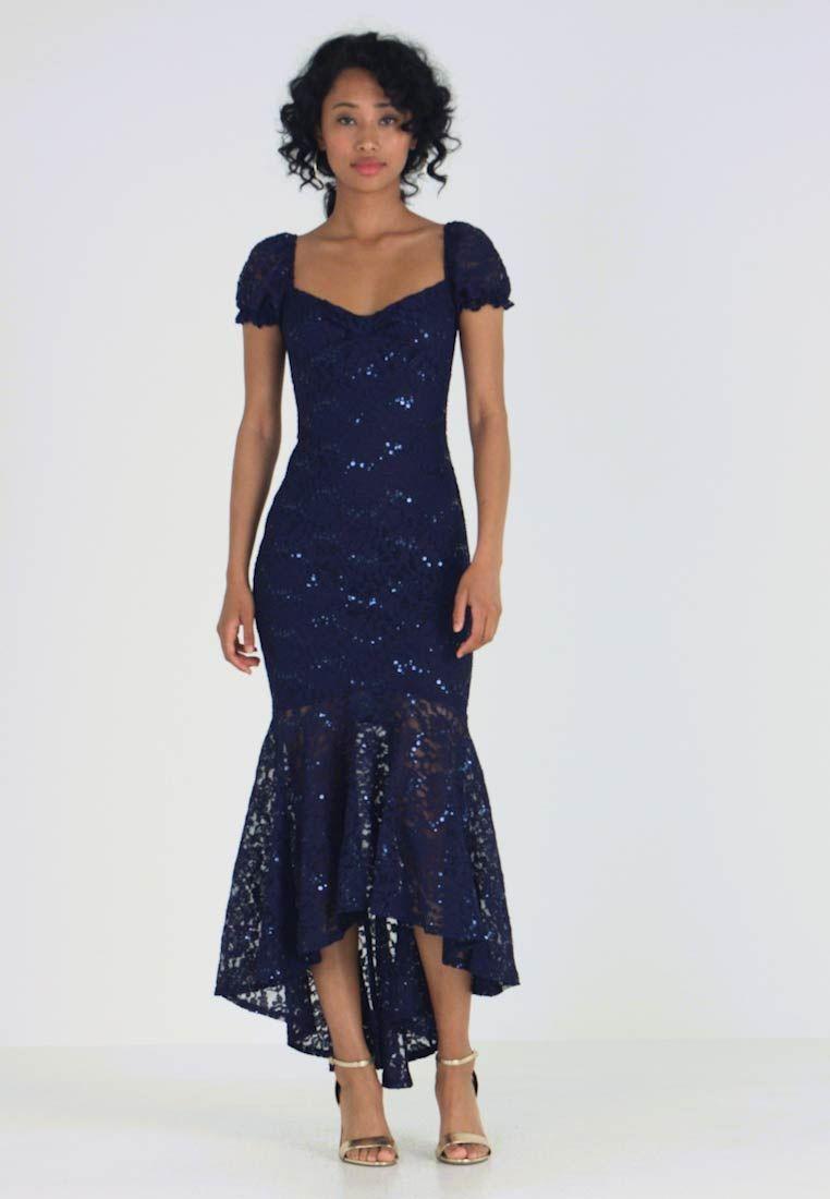 Sista Glam Orla Vestido De Coctel Navy Zalando Es Moda Para Mujer Vestidos Coctel Vestidos [ jpg ]