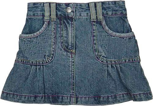 6fa7c084f2 faldas de blue jeans para niñas - Buscar con Google