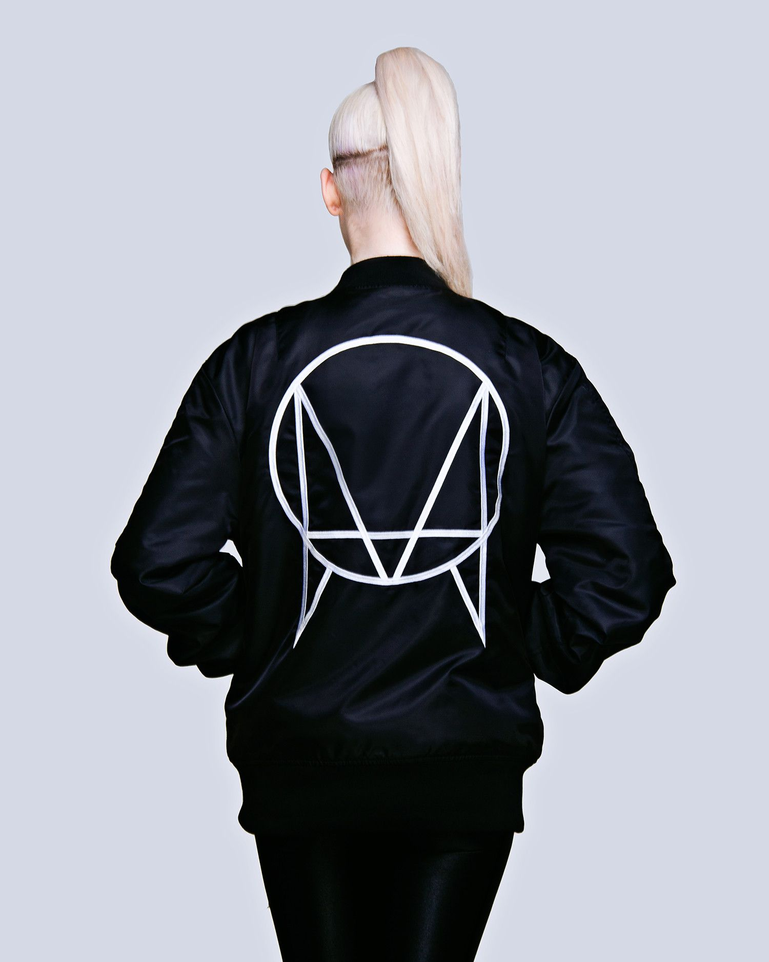 OWSLA X LONG 'OWSLA MA1' Jacket // Unisex OWSLA official