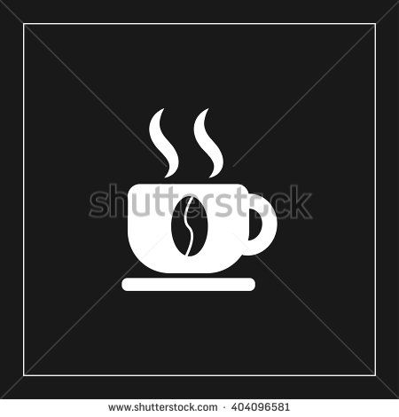 coffee icon. coffee  vector illustration