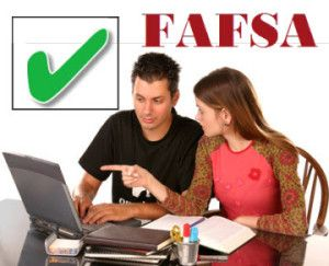Scholarship Mom Tip:  Check the FAFSA Checkbox!  #College #Scholarships #FinancialAid