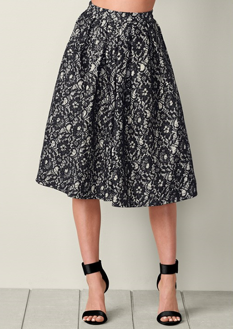 Pin by Felicia Gage on 2018 Style | Midi skirt, Skirt trends |Pin Gage Style