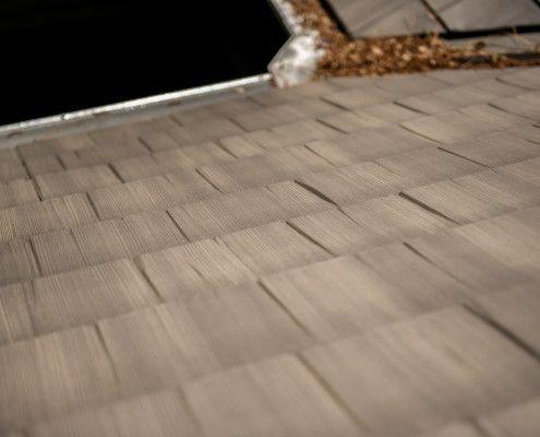 Best Matterhorn Metal Roofing Shake Profile Shown In Timber 640 x 480