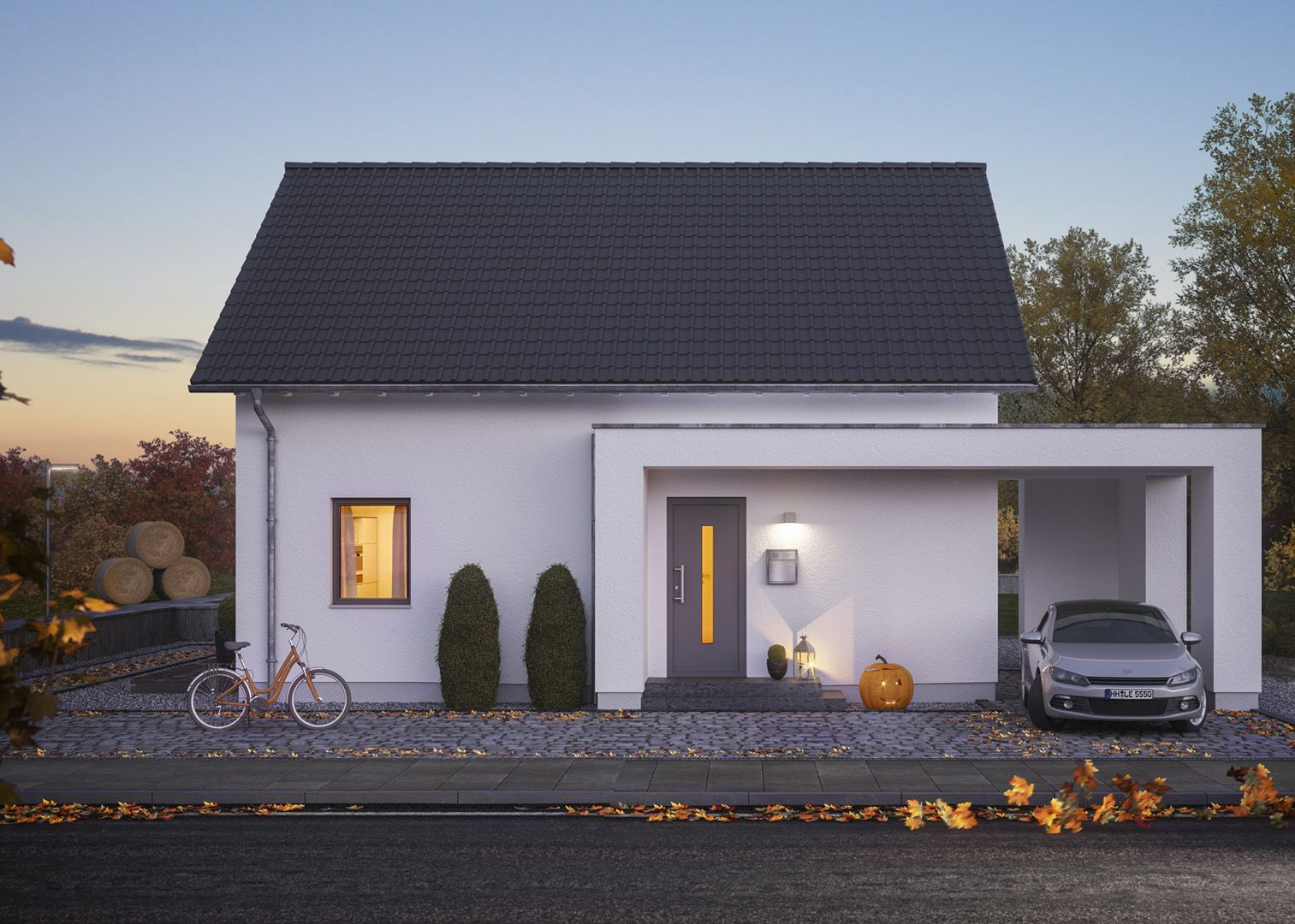 Pin Auf Lifestyle Fertighaus Ausbauhaus