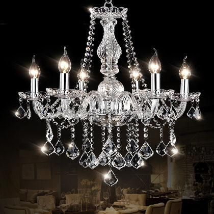Eleganzo Collection Beautiful Led Noble Luxurious Chandelier