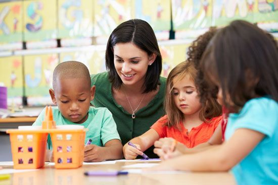 Student Achievement and the American Education System ...they have let some activities that lead to healthful child development fall to the wayside.