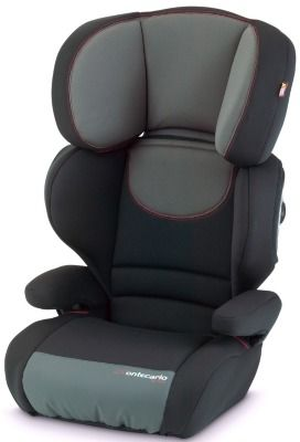 The Jane Montecarlo Booster Seat in Fosco fabric is a high back booster seat has an aluminium structure which improves protection by 70��