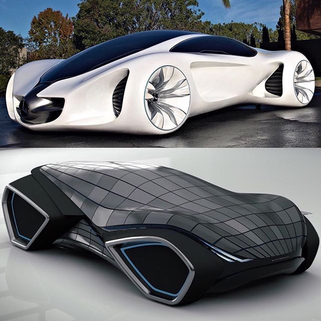 Mercedes Biome Concept Or BMW 2020 Vision Concept 😍 Top Or