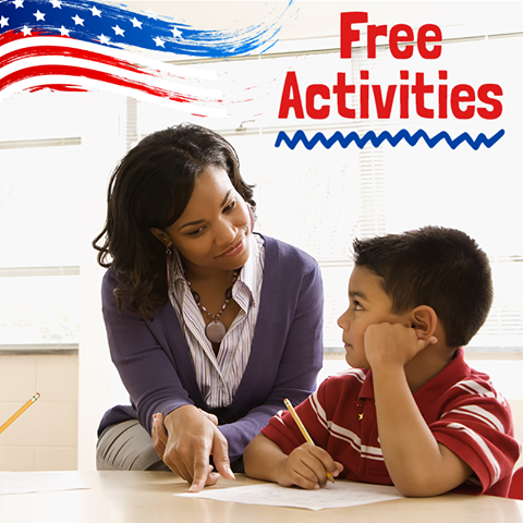 Learn about the presidential inauguration with these FREE and engaging classroom activities!   #TCM4Thought