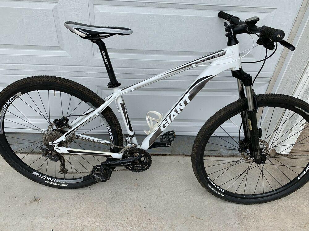 Sponsored Ebay 2012 Giant Talon 2 29er Size M Road Bike Equipment Mtb Bike Mountain Road Bikes Men