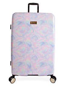 675aed101 Juicy Couture Juicy Belinda Spinner Suitcase | maletas | Spinner suitcase,  Large suitcase y Suitcase