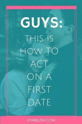 CHRISTIE: First date with boyfriend tips