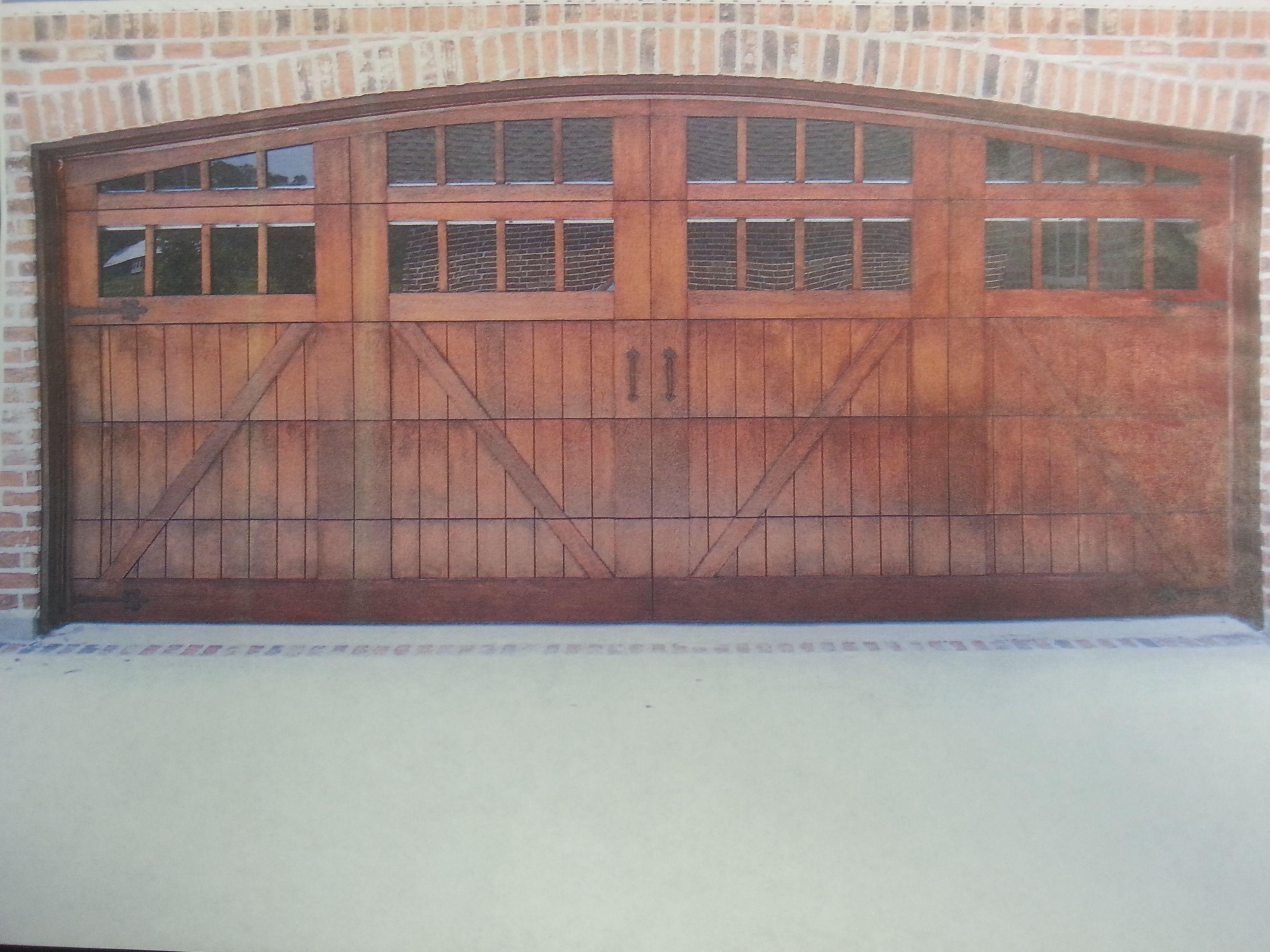 Custom Garage Doors Built Overhead Door In Beaumont Tx Garage
