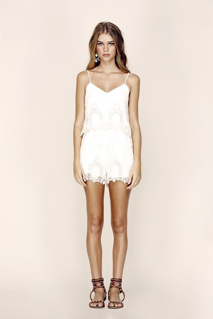 Without Suspense Romper