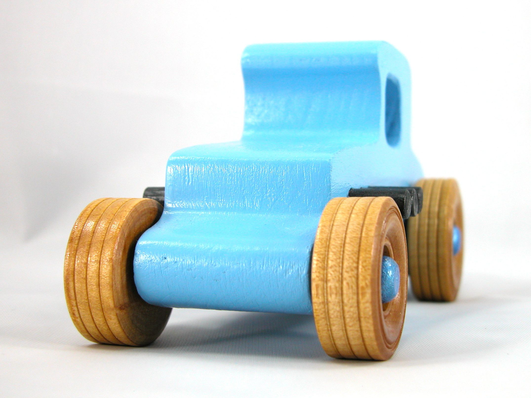 Toys cars pics  Handmade Wooden Toy Car  Hot Rod Freaky Ford   TCoupe
