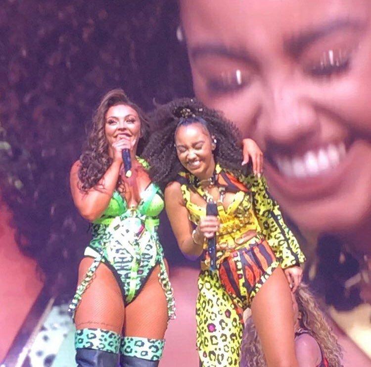 Little Mix Brasil Midias On