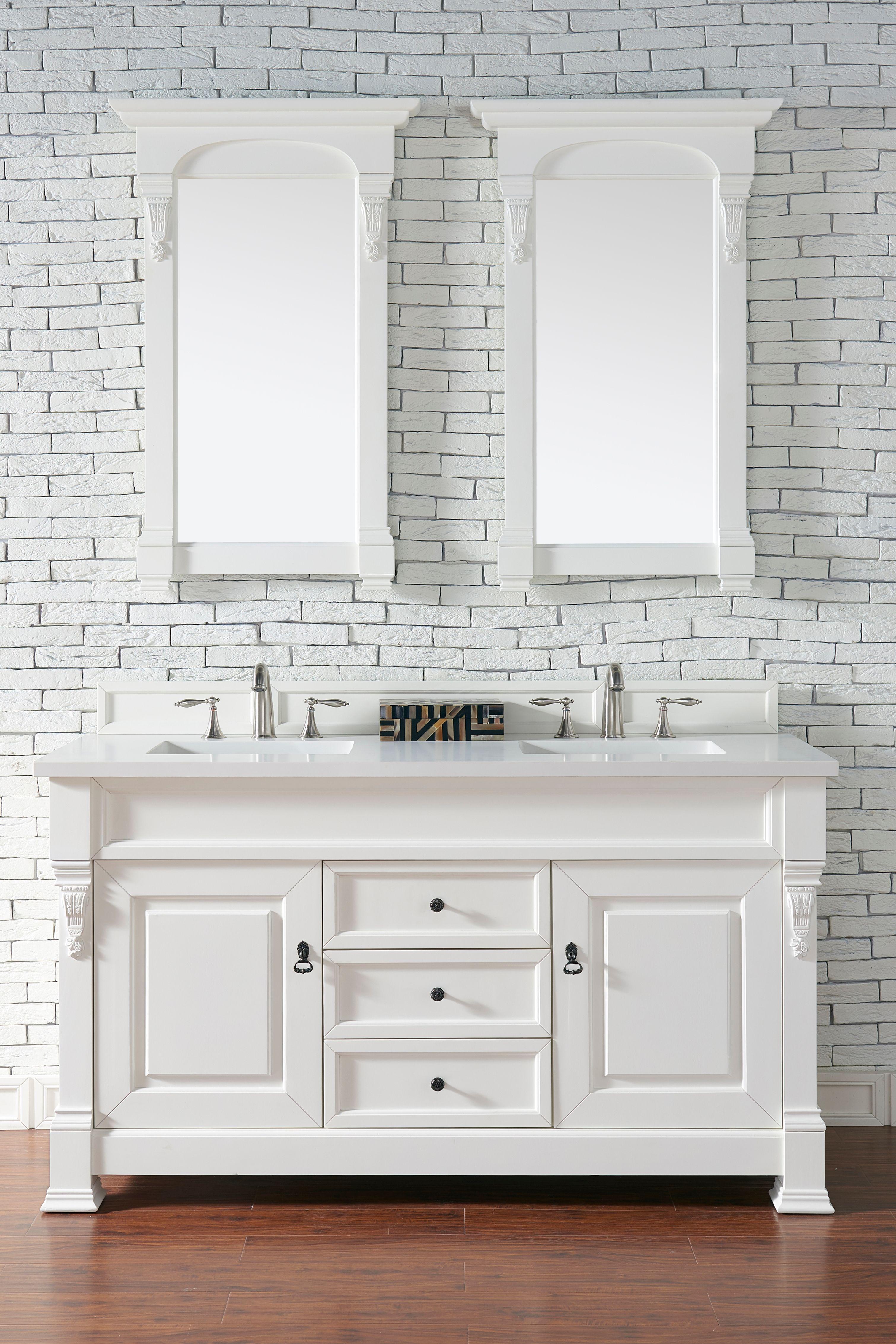 White Vanity In 2020 Black Vanity Bathroom Double Vanity Bathroom Single Bathroom Vanity