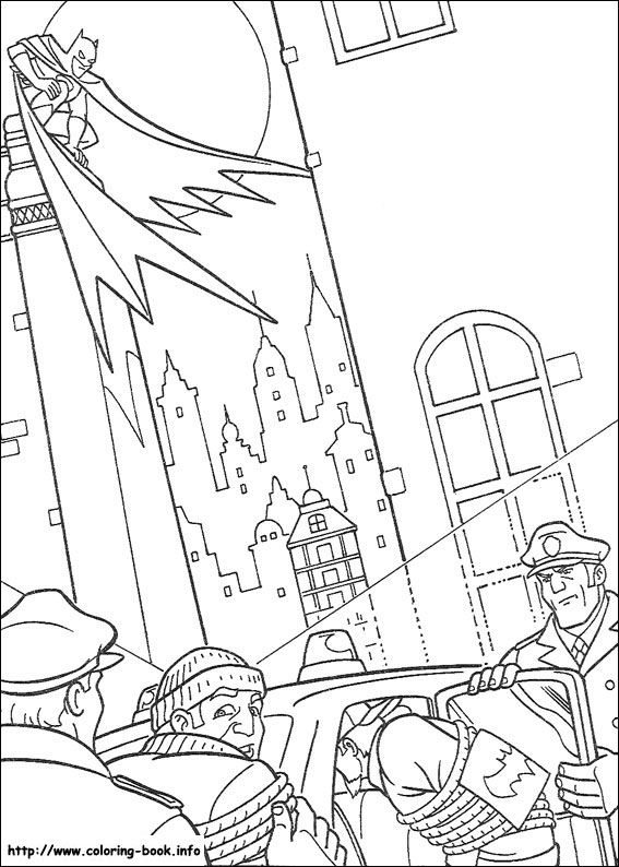 awesome | Batman coloring pages, Coloring pages, Cartoon ...