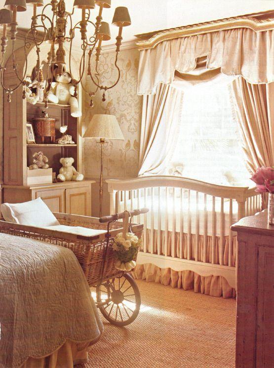 Love this nursery \u003c3js Vintage Nursery Pinterest Nursery