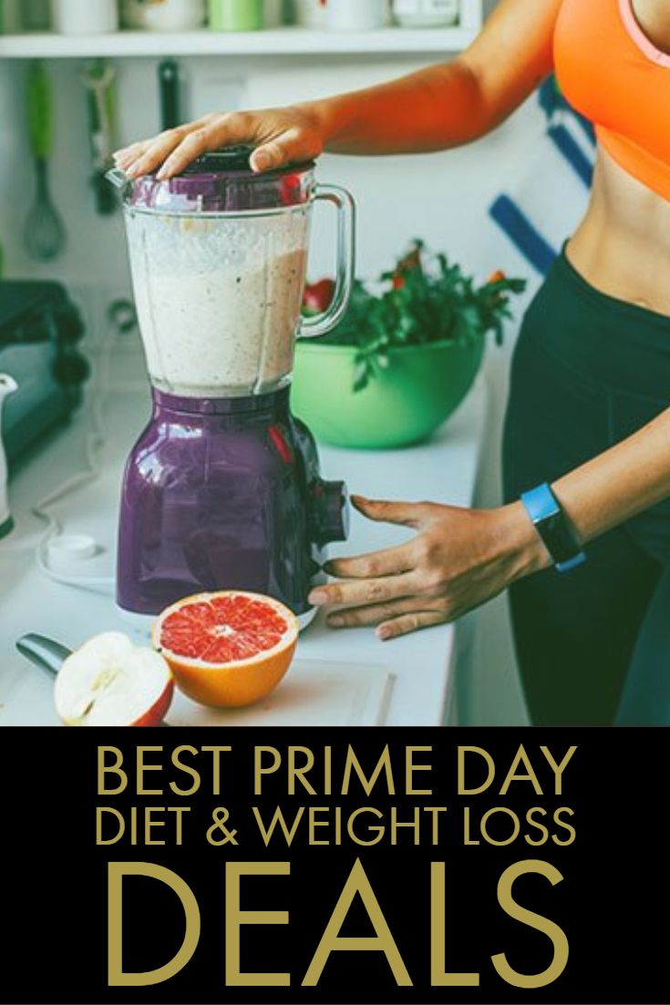 Best Prime Day Diet Weight Loss Deals