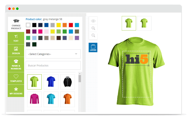 Print Color Management With Brush Your Ideas T Shirt Design Tool Let Your Customers Create Designs Using Co T Shirt Design Software Tool Design Tshirt Designs
