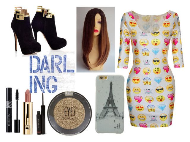 """Night out on the town"" by divergentdemigod100 ❤ liked on Polyvore featuring Christian Dior, Topshop, shu uemura and party"