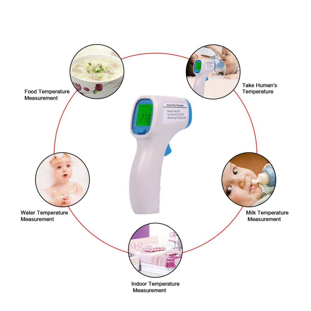 Babys thermometer fast measurement digital measurement