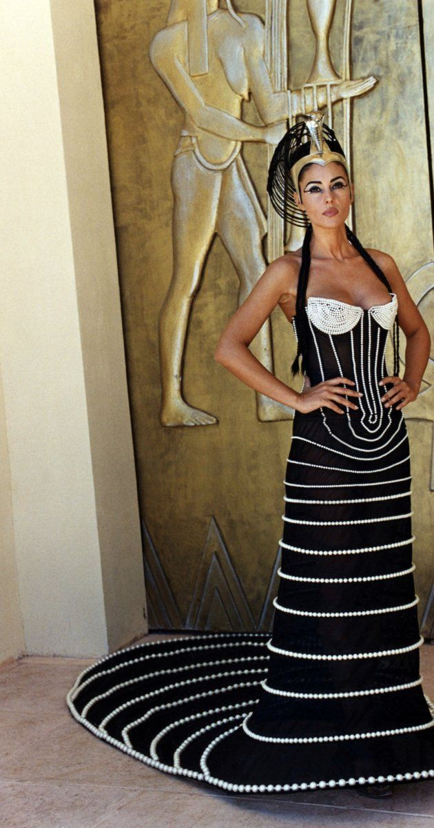 Pictures Photos Of Monica Bellucci Monica Bellucci Monica Cleopatra