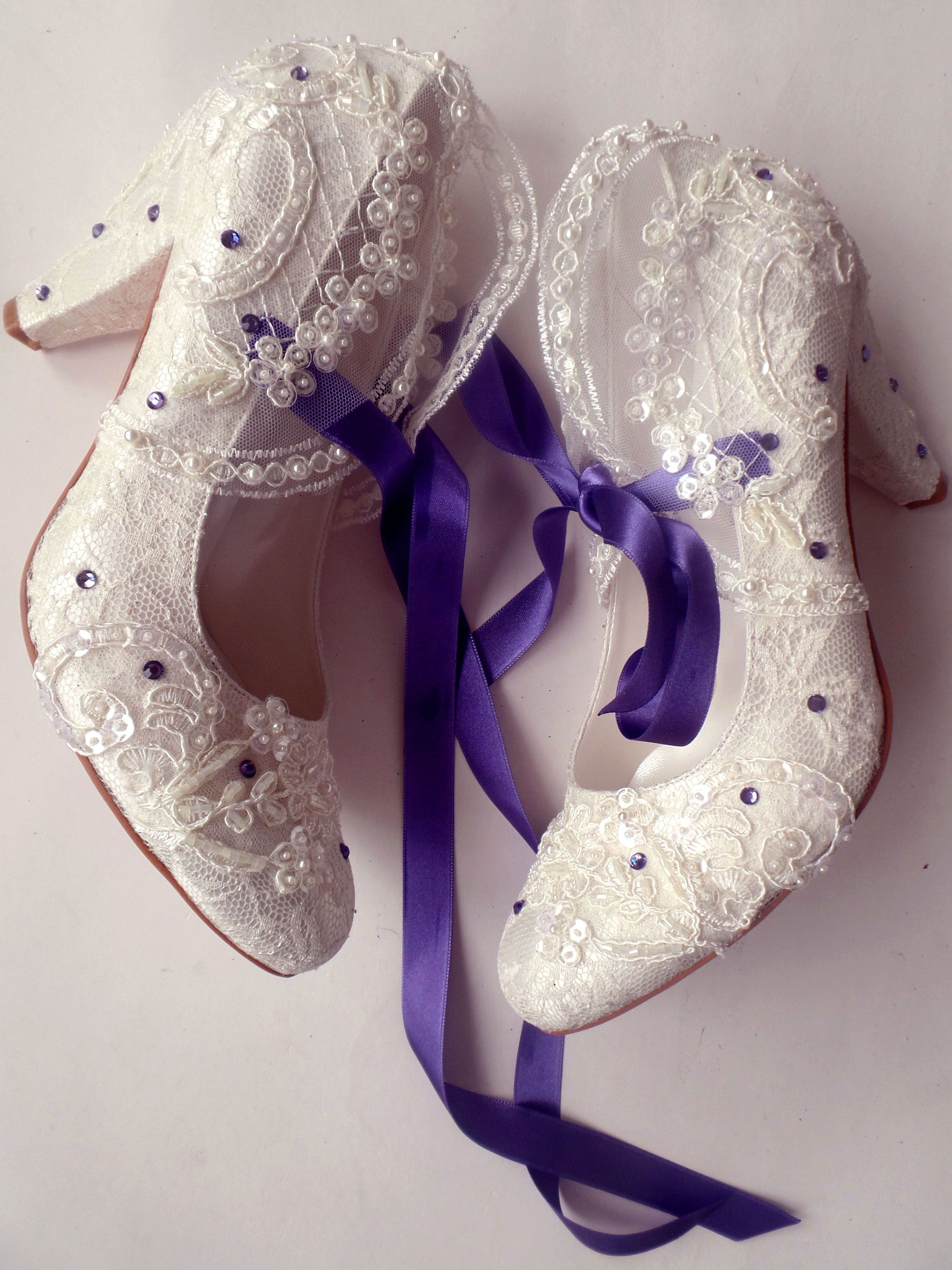 White Lace And Red Wedding Shoes Etsy Purple Wedding Shoes Sparkly Wedding Shoes Wedding Shoes Lace