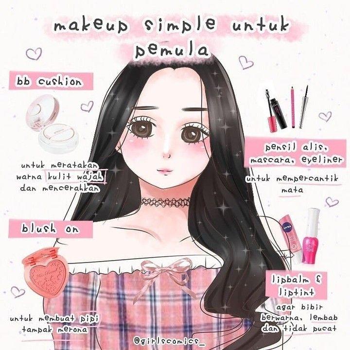 Hai Girls Buat Kamu Yang Masih Bingung Cara Merias Wajah Yuukk Intip Tips Berikut Check T Beauty Skin Care Routine Makeup Skin Care Skin Care Routine Steps