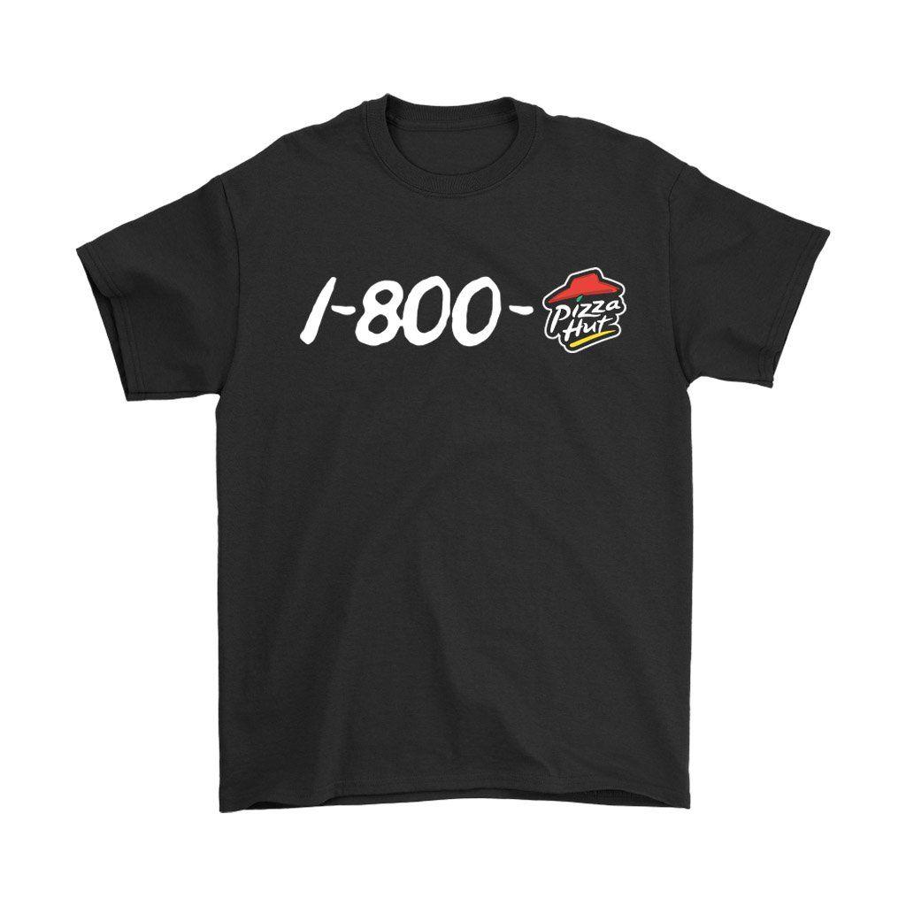 1 800 Pizza Hut Men's TShirt (Dengan gambar)
