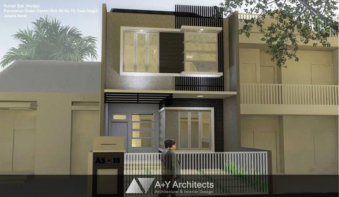 A5 House Location : Green Garden, Daan Mogot, Jakarta ...