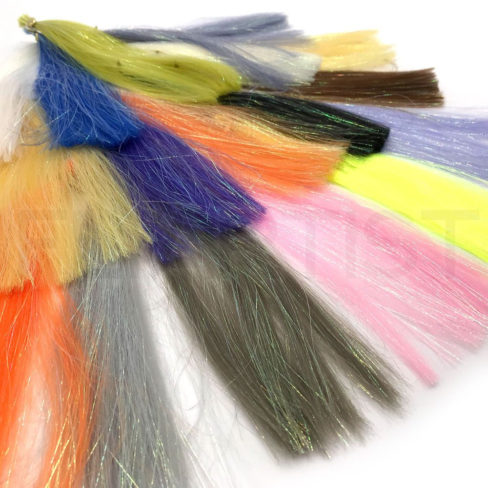 Icelandic Sheep Hair for Fly TyingMultiple Colours Available