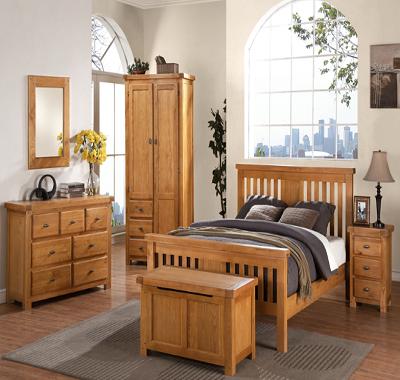 Oak Bedroom Furniture Sets UK Oak bedroom furniture sets