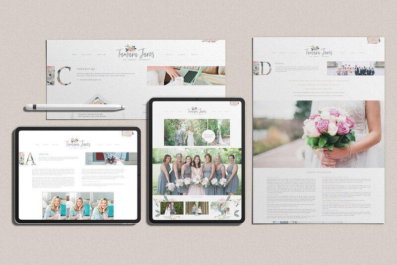 Portfolio Branding Web Design Mesmerizing Designs Creative Studio Branding Website Design Creative Studio Photographer Website Templates