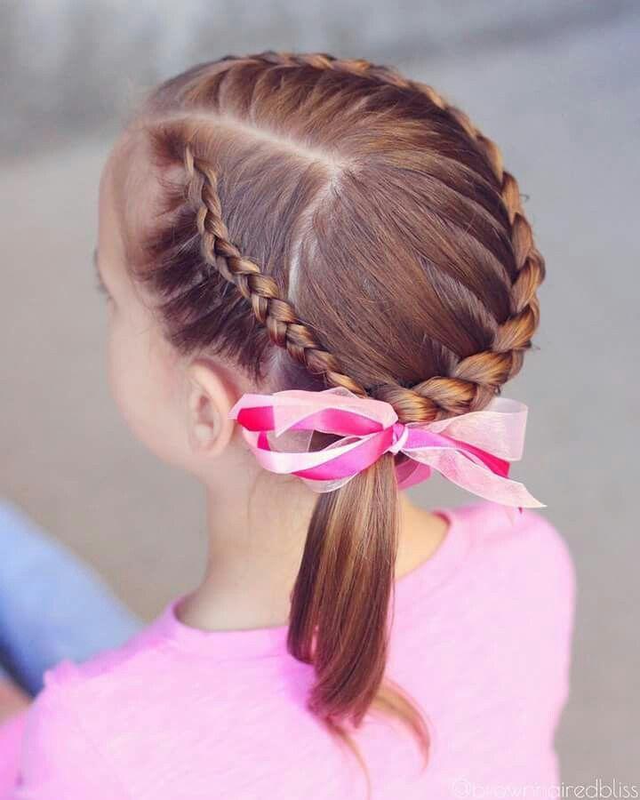 Trenzas peinados peinados para ni as peinados y - Peinados para chicas ...