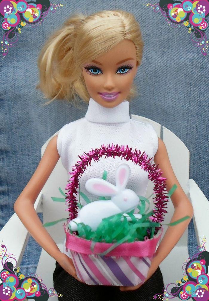 ▷ 1001+ lustige Ideen zum Osterbasteln mit Eierkartons | Barbie ...