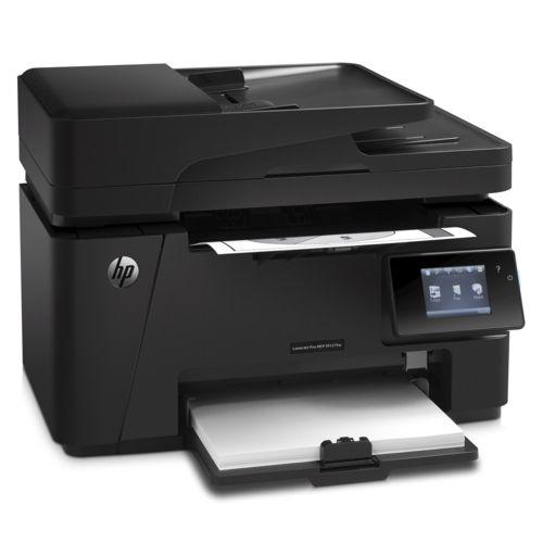 Hp Cz183a Laserjet M127fw Yaz Tar Fot Fax A4 Yazici